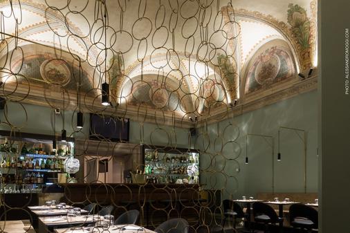 Grand Hotel Cavour - Florence - Restaurant