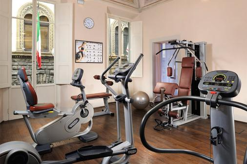 Grand Hotel Cavour - Florence - Gym