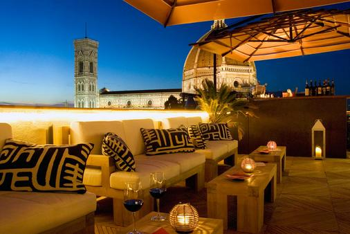 Grand Hotel Cavour - Florence - Patio