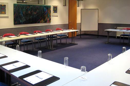 Achat Comfort Airport & Messe Stuttgart (Form. Golden Leaf) - Stuttgart - Meeting room