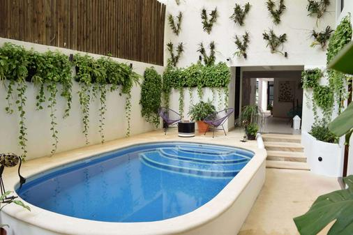 Casa Ticul Boutique Hotel by Koox Luxury Collection - Playa del Carmen - Pool