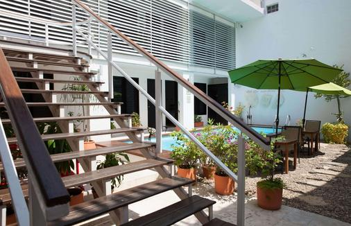 Casa Ticul Boutique Hotel by Koox Luxury Collection - Playa del Carmen - Outdoor view