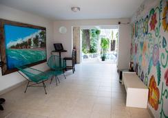 Casa Ticul Boutique Hotel by Koox Luxury Collection - Playa del Carmen - Lounge