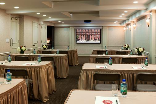 The Lucerne Hotel - New York - Meeting room