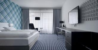 Premier Suites Plus Antwerp - Antwerp - Bedroom