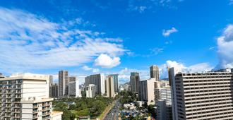 Waikiki Gateway Hotel - Honolulu - Building