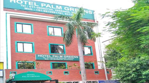 Hotel Palm Greens - New Delhi - Building