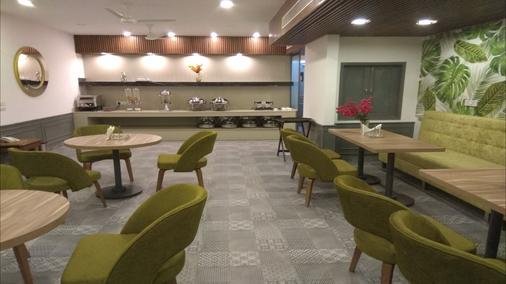 Hotel Palm Greens - New Delhi - Restaurant