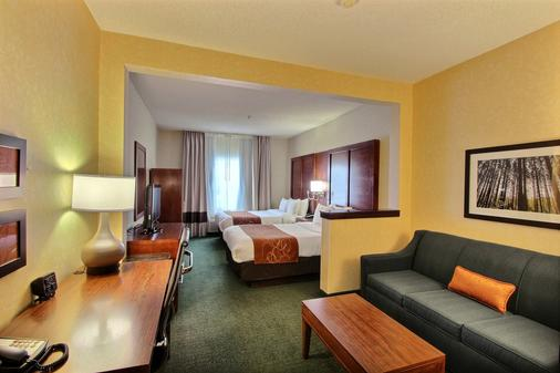 Comfort Suites Appleton Airport - Appleton - Living room
