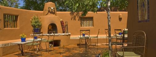 Santa Fe Motel and Inn - Santa Fe - Patio