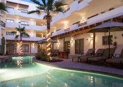 Hotel Santa Fe Loreto by Villa Group - Loreto (Baja California Sur) - Pool