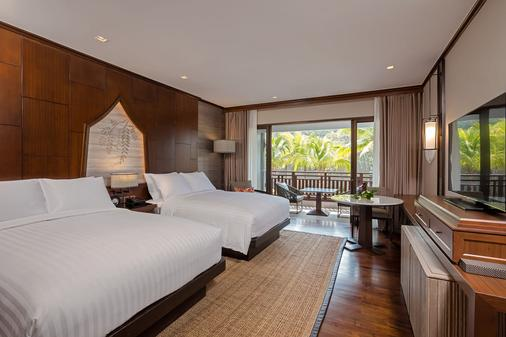 Phuket Marriott Resort and Spa, Nai Yang Beach - Phuket City - Bedroom