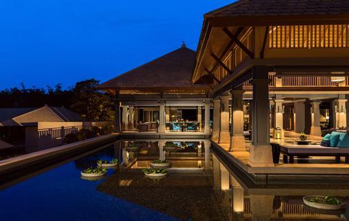 Phuket Marriott Resort and Spa, Nai Yang Beach - Phuket City - Lobby