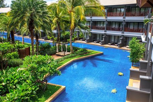 Phuket Marriott Resort and Spa, Nai Yang Beach - Phuket City - Pool