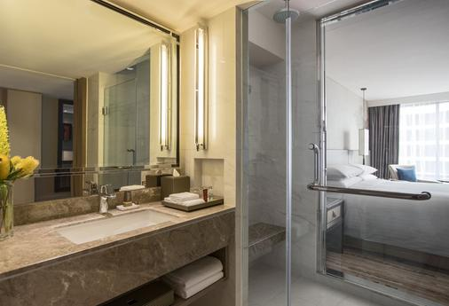 Bangkok Marriott Marquis Queen's Park - Bangkok - Bathroom
