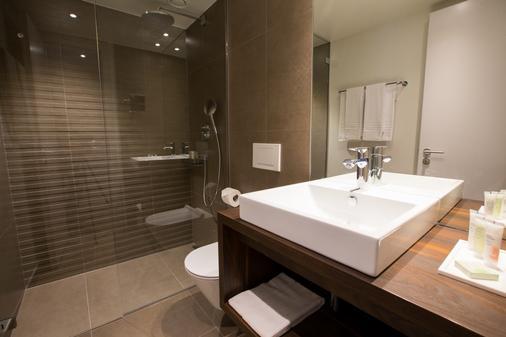 Hôtel Des Voyageurs - Lausanne - Bathroom