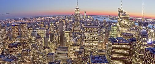 Broadway Plaza Hotel - New York - Location