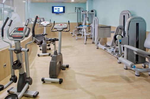Eurosalou Hotel & Spa - Salou - Gym