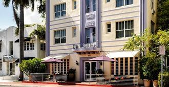 Hotel Shelley, A South Beach Group Hotel - Miami Beach - Building