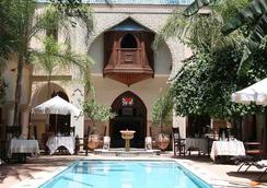Demeures d'orient Riad Deluxe & Spa - Marrakesh - Pool
