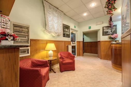 Hotel Planet - Rome - Front desk