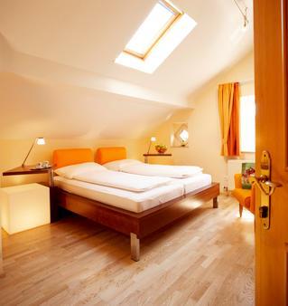 Das Grüne Hotel Zur Post - 100 % Bio - Salzburg - Bedroom