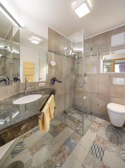 Das Grüne Hotel Zur Post - 100 % Bio - Salzburg - Bathroom