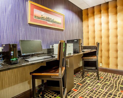Clarion Hotel Nashville Downtown - Stadium - Nashville - Business centre