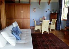 Kamahi Cottage - Waitomo - Lounge