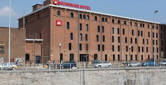 Meininger Hotel Brussels City Center - Brussels - Building