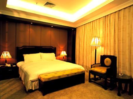 Shanghai Fanyang Hotel - Shanghai - Bedroom