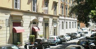Hotel Mariano - Rome - Building