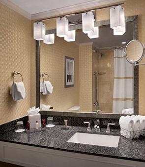 New York Marriott Downtown - New York - Bathroom