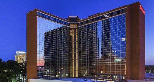 Little Rock Marriott - Little Rock - Building