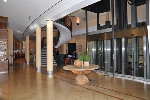 Steigenberger Hotel Remarque - Osnabrück - Lobby