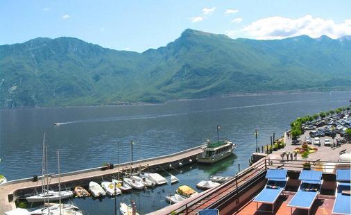 Hotel Garnì Sole - Limone sul Garda - Outdoor view