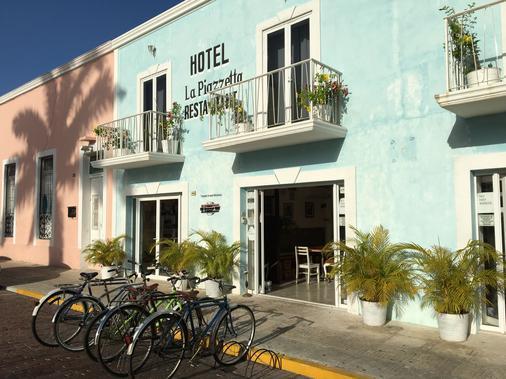Hotel La Piazzetta - Merida - Building