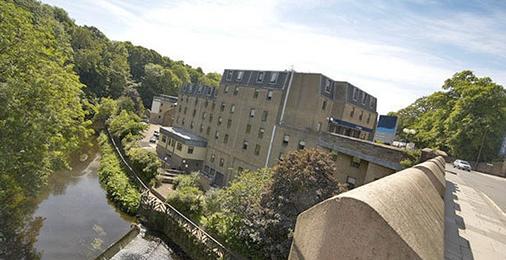 Britannia Hotel Edinburgh - Edinburgh - Outdoor view