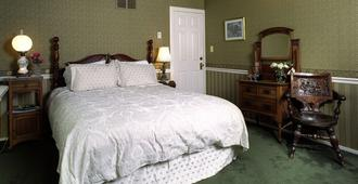 The Pink Mansion - Calistoga - Bedroom