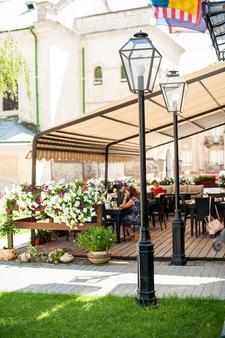 Saint Feder Hotel - Lviv - Lounge