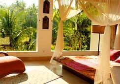 Pandawas Villas - Ubud - Bedroom