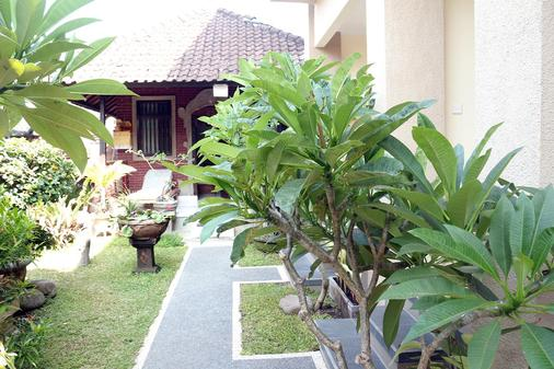 Citrus Tree Rooms - Shana - Ubud - Outdoor view