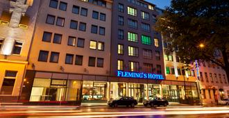 Fleming's Conference Hotel Wien - Vienna - Building