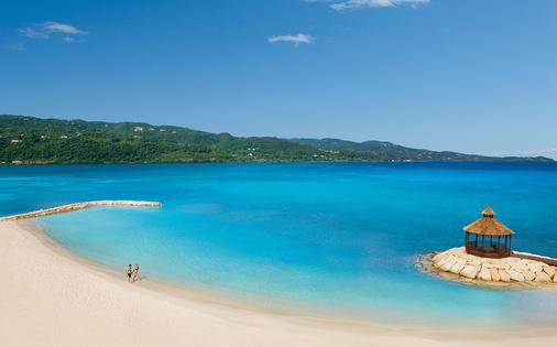 Secrets St. James Montego Bay - Adults Only Unlimited Luxury - Montego Bay - Beach