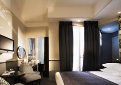 Hôtel Des Académies Et Des Arts - Paris - Bedroom