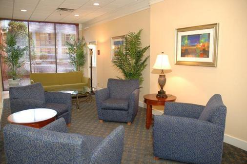 Howard Johnson Atlanta Airport - College Park - Lobby