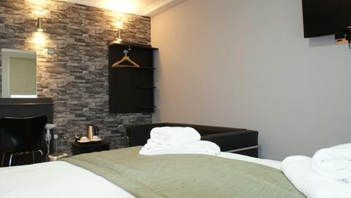 Epsilon Hotel - London - Bedroom