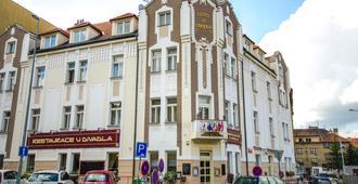 Hotel U Divadla - Prague - Building