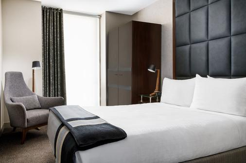 Distrikt Hotel Pittsburgh, Curio Collection by Hilton - Pittsburgh - Bedroom