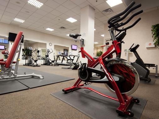 The Grand Hotel & Suites Toronto - Toronto - Gym